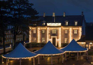 Bandholm Hotel - Luksus på Lolland