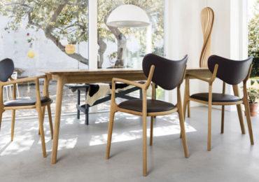 Nordiske designmøbler til verden