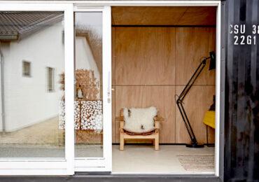 Midlertidige boliger med lys, varme og udsigt
