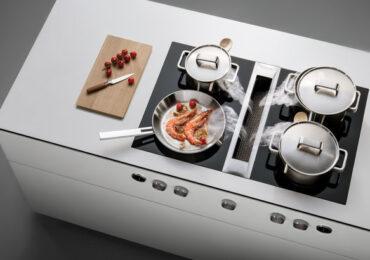 Bordemfang til fremtidens køkken